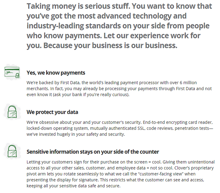 Security - MOBILE PAY, INC